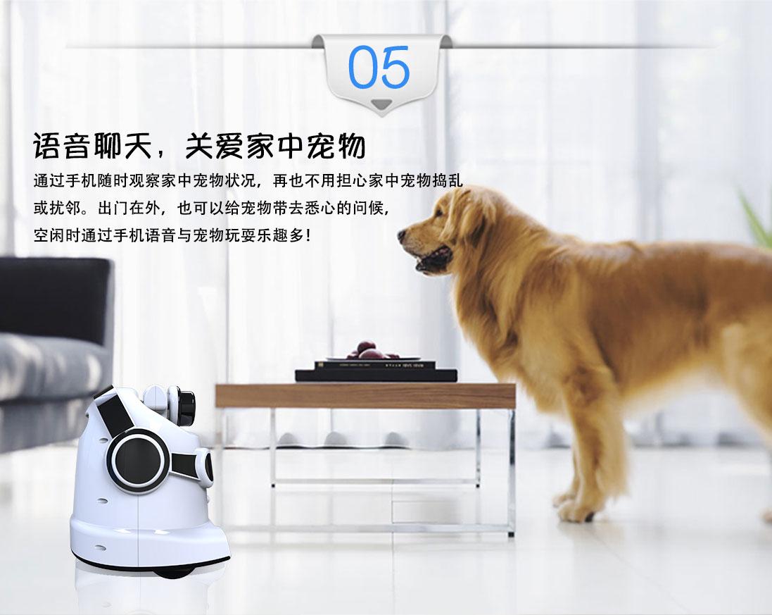 家庭警卫机器人