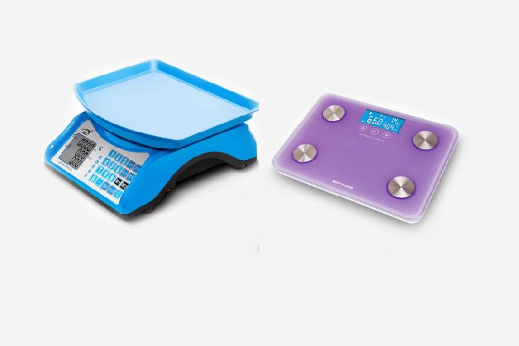 计量衡器LCD——计价秤体脂称