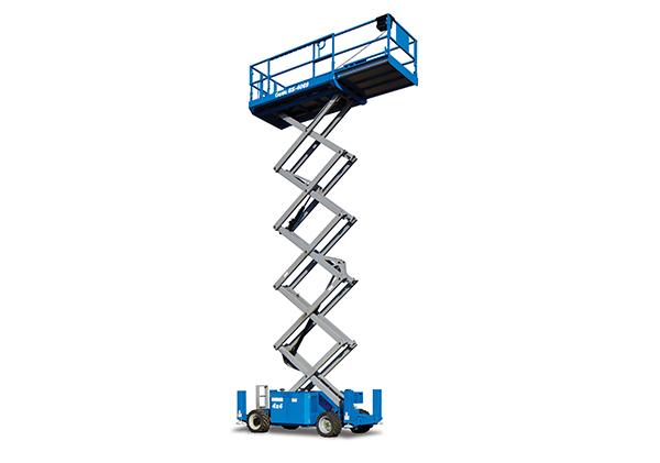 GS ™ -2046/GS-2646/GS-3246自行式剪型高空作业平台