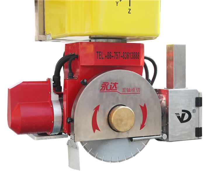 YD-3020五軸橋式切割機(高配型)
