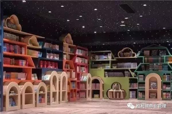 购物中心眼中的书店