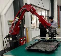 新能源汽车电池模组三维扫描方案