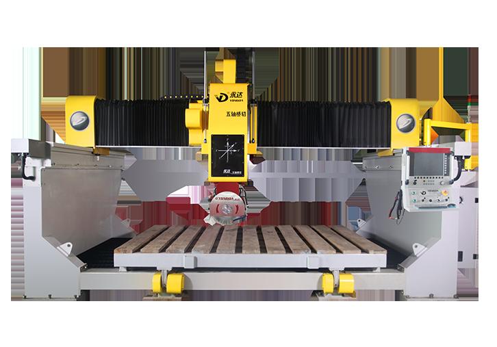 YD-3220五轴四联动桥式切割机(高配型)