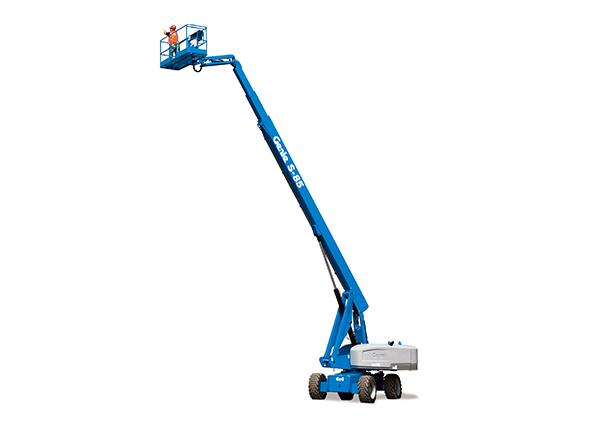 S ™ -80/S ™ -85自行式直臂型高空作业平台