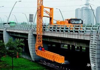 创新桥梁检测新思路,华咨桥梁检测智慧+