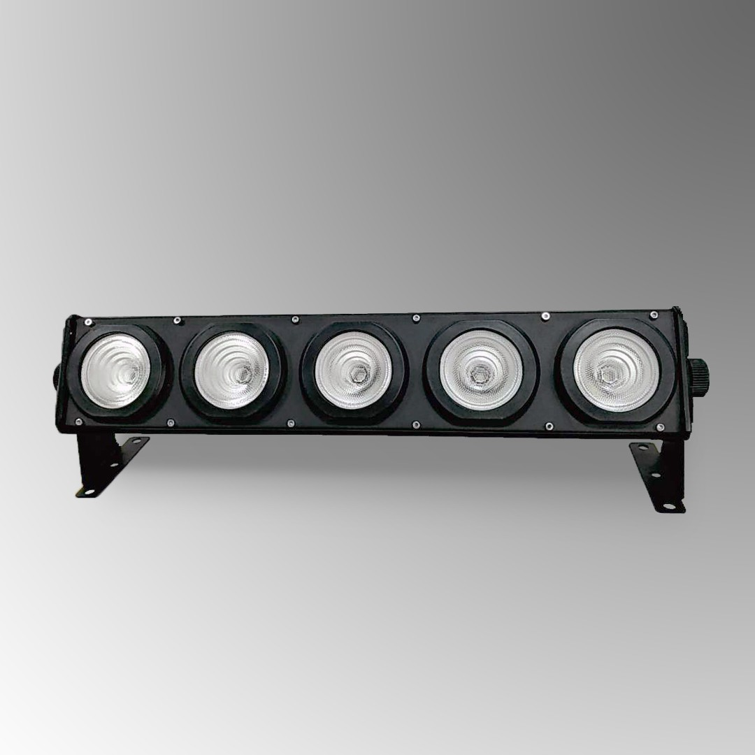 YX-LED520J(100W)/YX-LED555J(300W)5PCS LED Blinder Bar