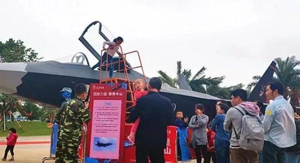 2018保利国防兵器展在中山完美落幕