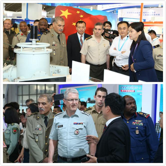 第十一届中国国际国防电子展览会圆满落幕