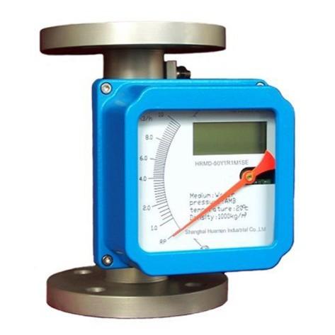 DCFL3000A6 Metal Tube Rotameter/Flow Meter
