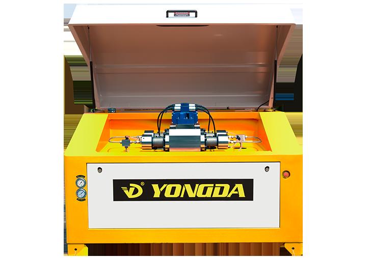 YD-450超高压双缸增压器