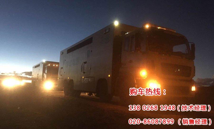 国网西藏电力有限公司订购电源车近日成功交付