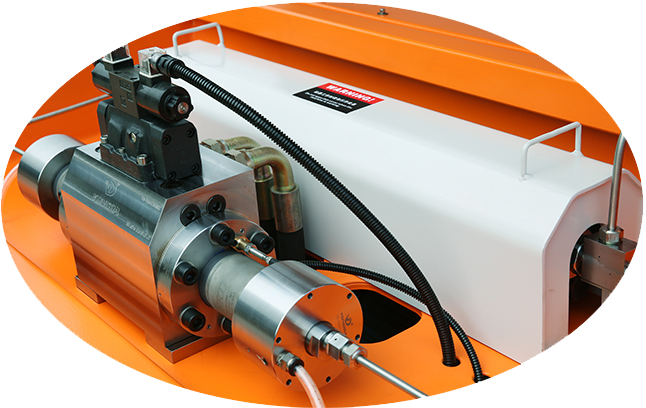 YD-450超高壓增壓器