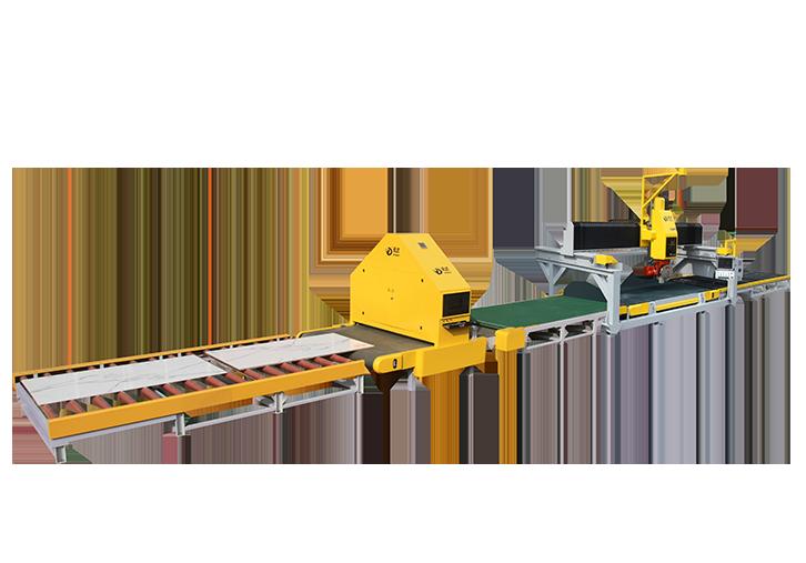 自动板材排版切割生产线