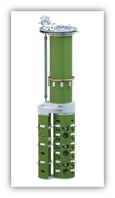 HM launched its first SF6 Gas Insulated Vacuum OLTC in 2014 with the world highest voltage level