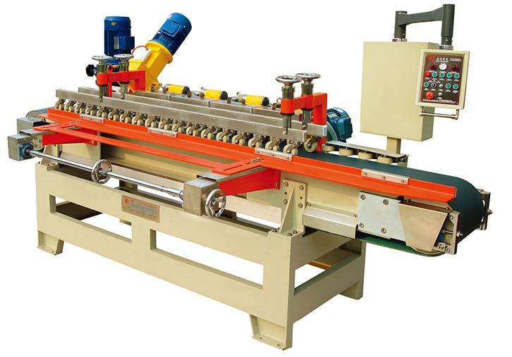 YD-800全自动环保介砖磨边倒角生产线