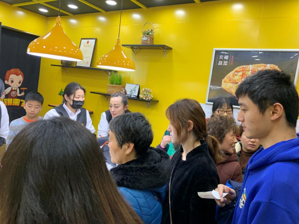 【煎饼来了】珠江路店盛大开业