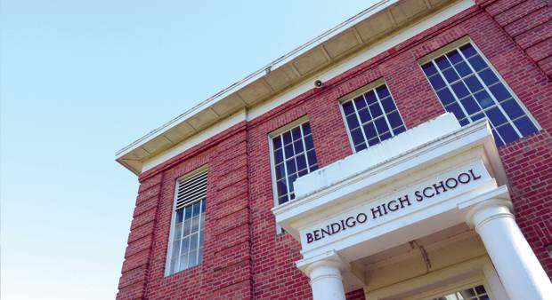Bendigo High School 本迪戈高中