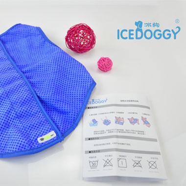 Pet Ice Vest, Pet Ice Bandana