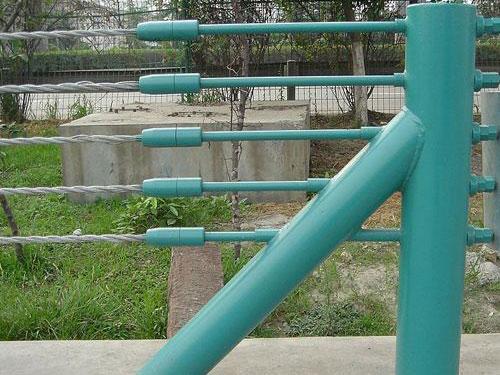 五索缆索护栏