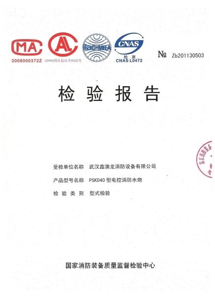 pf4检测报告