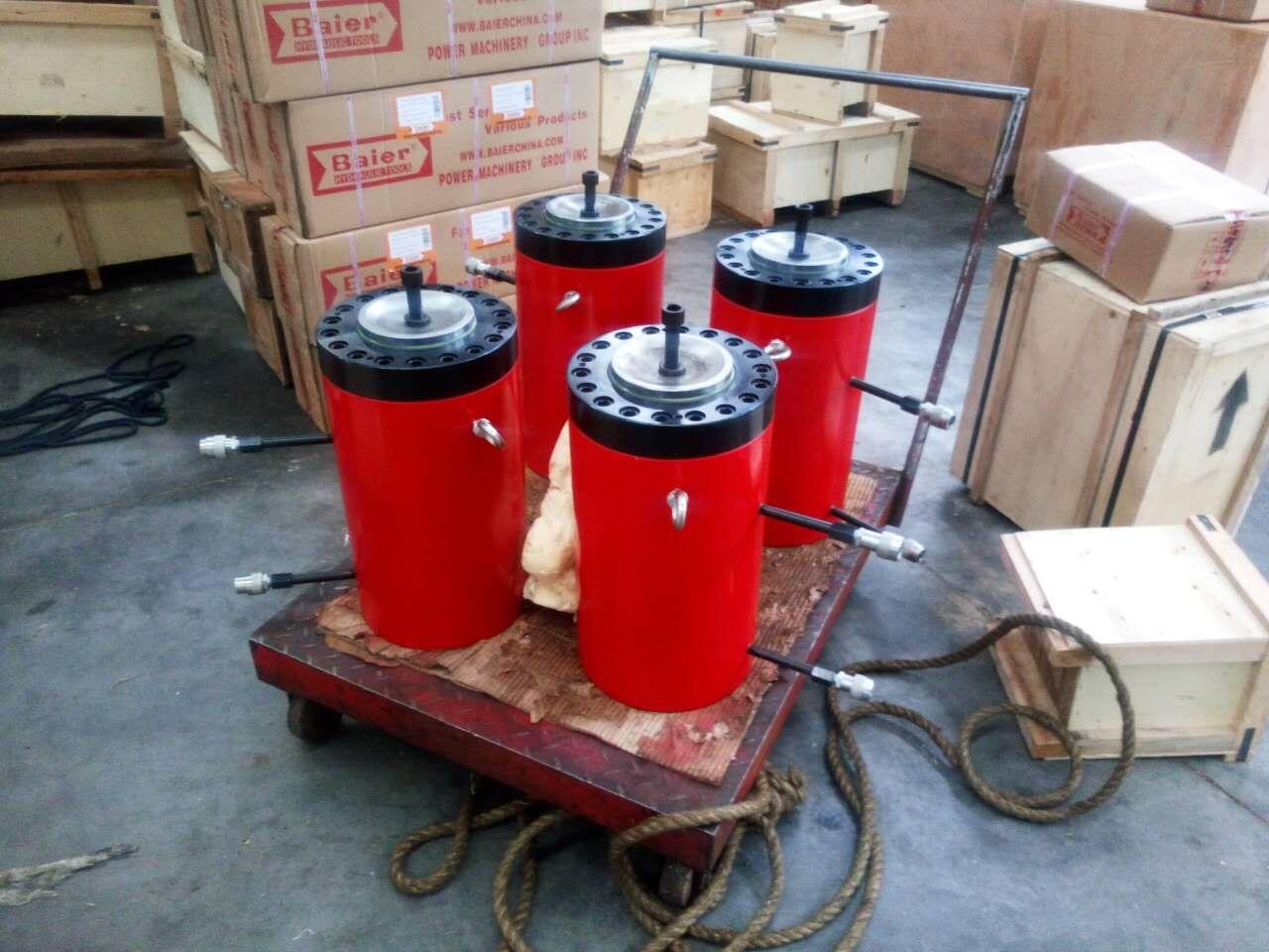 实力铸就品质:今日拜尔中标的长江三峡电力同步顶升系统正式装车发货