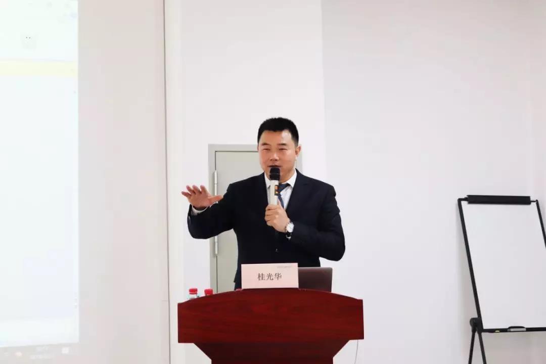 无锡融创文旅城开展主题乐园大型游乐设施安全综合教育,广州智立方桂光华总经理宣讲水上乐园安全与服务综合知识