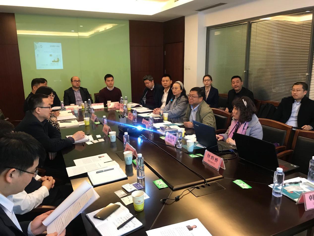 中国石墨烯产业技术创新战略联盟秘书长一行应邀赴廊坊高新区考察