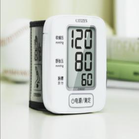 全自动数字腕式血压计