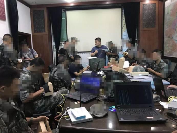 武汉星际量子成功交付部队项目