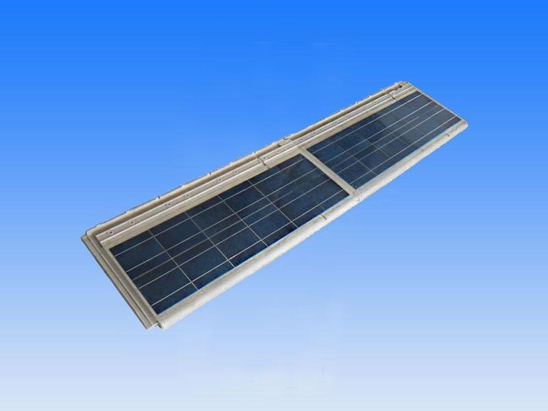 太阳能屋顶瓦片