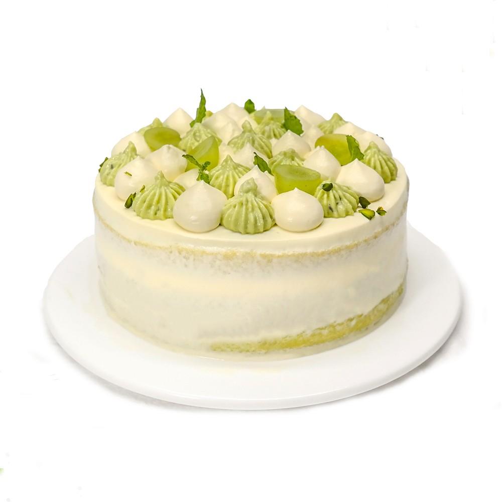 芭比艺术蛋糕