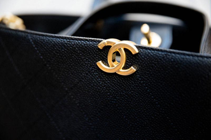 正品开箱Chanel大型購物包AS0312 B00170 94305