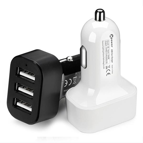 3U车载充电器    E3