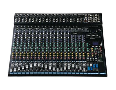 經濟型專業調音臺  MK16/MK20/MK24