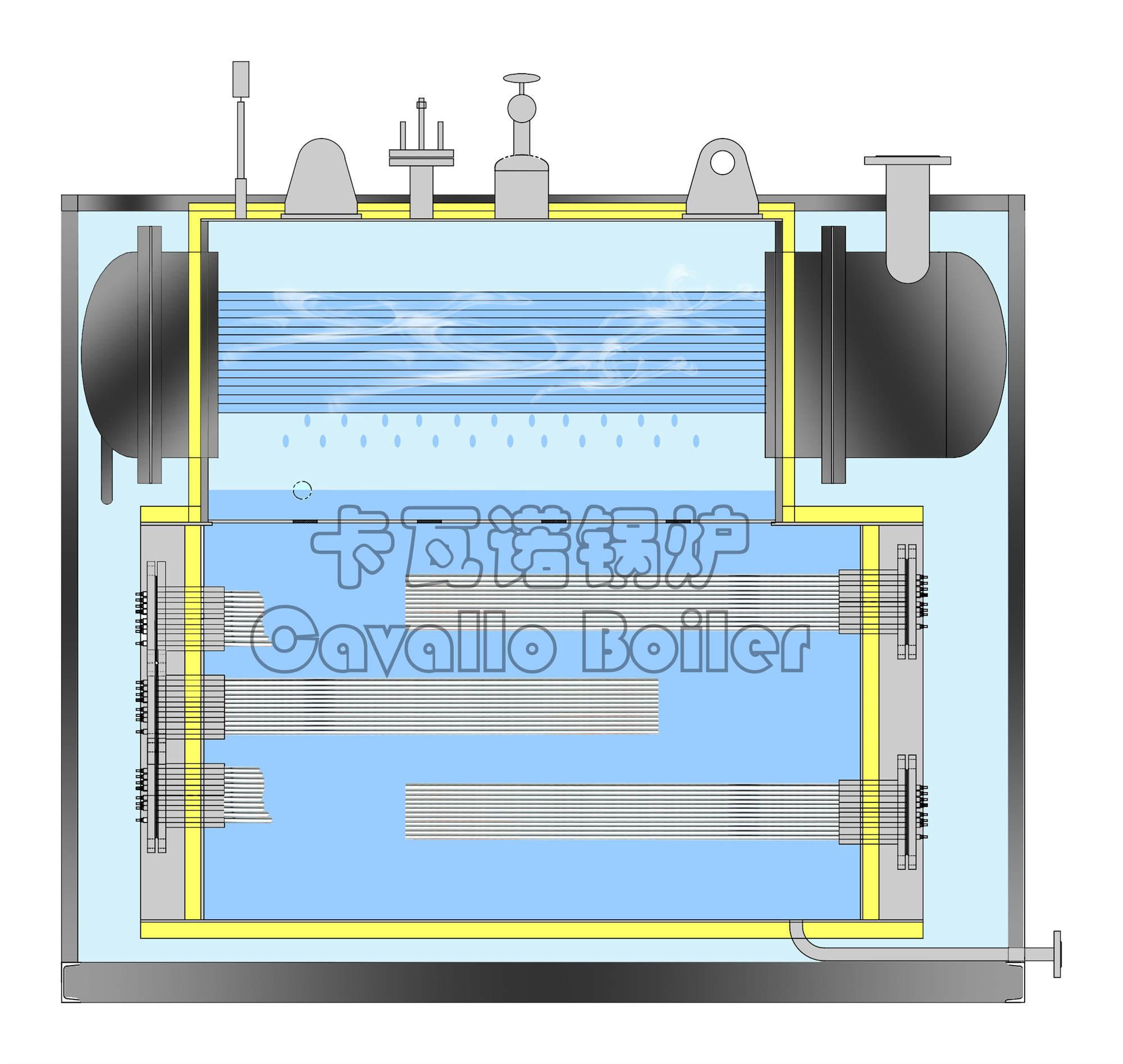 Cavallo卡瓦诺真空相变电热水机组