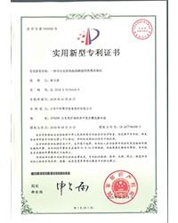 采集站专利证书