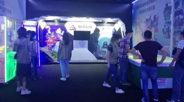 奥亦未来VR乐园携手广州时尚周2017