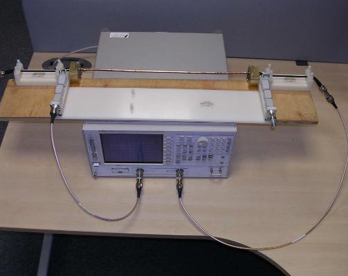 电缆及连接器屏蔽效能检测