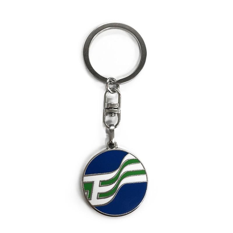 定制广告钥匙扣展会纪念礼品钥匙扣