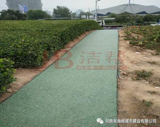 郑东新区CBD园路改造工程