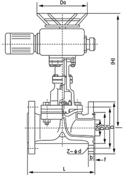 进口电动隔膜阀
