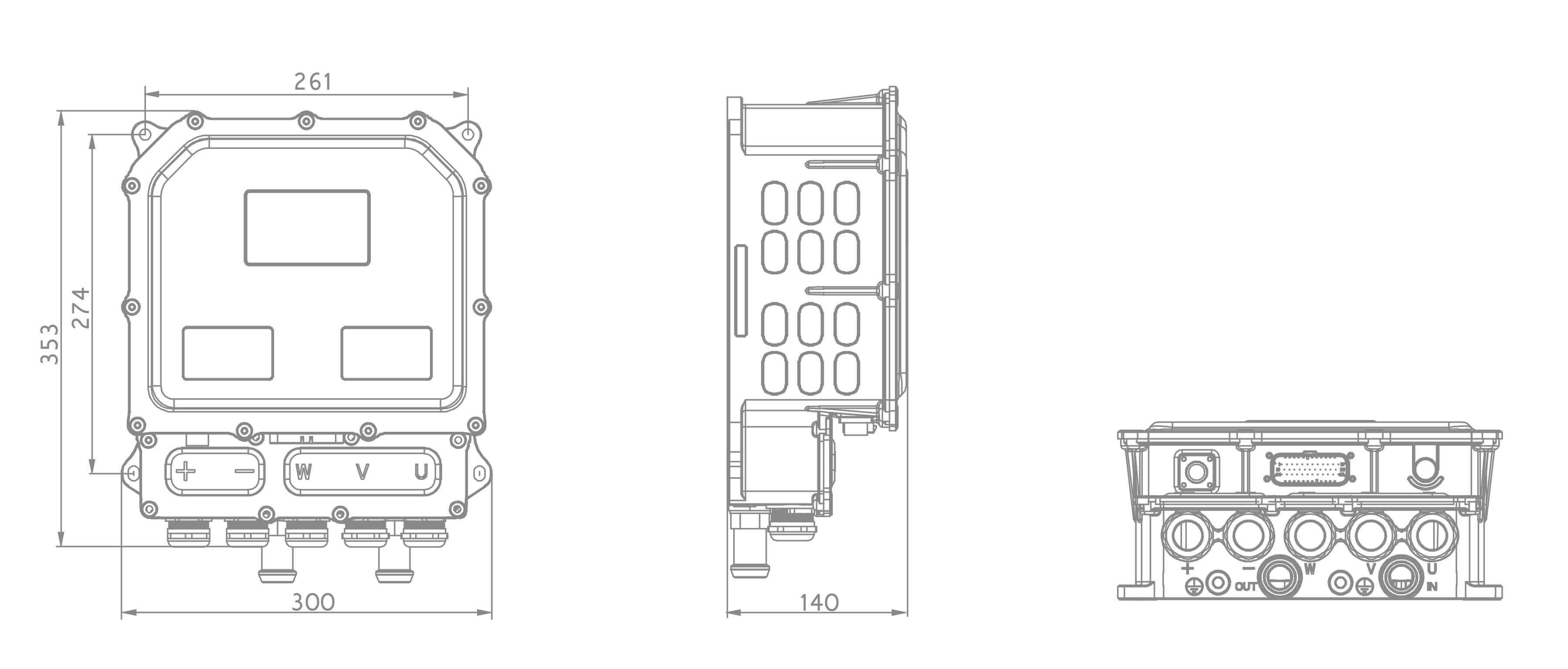 V6-H-4D90G/V6-H-2D45G