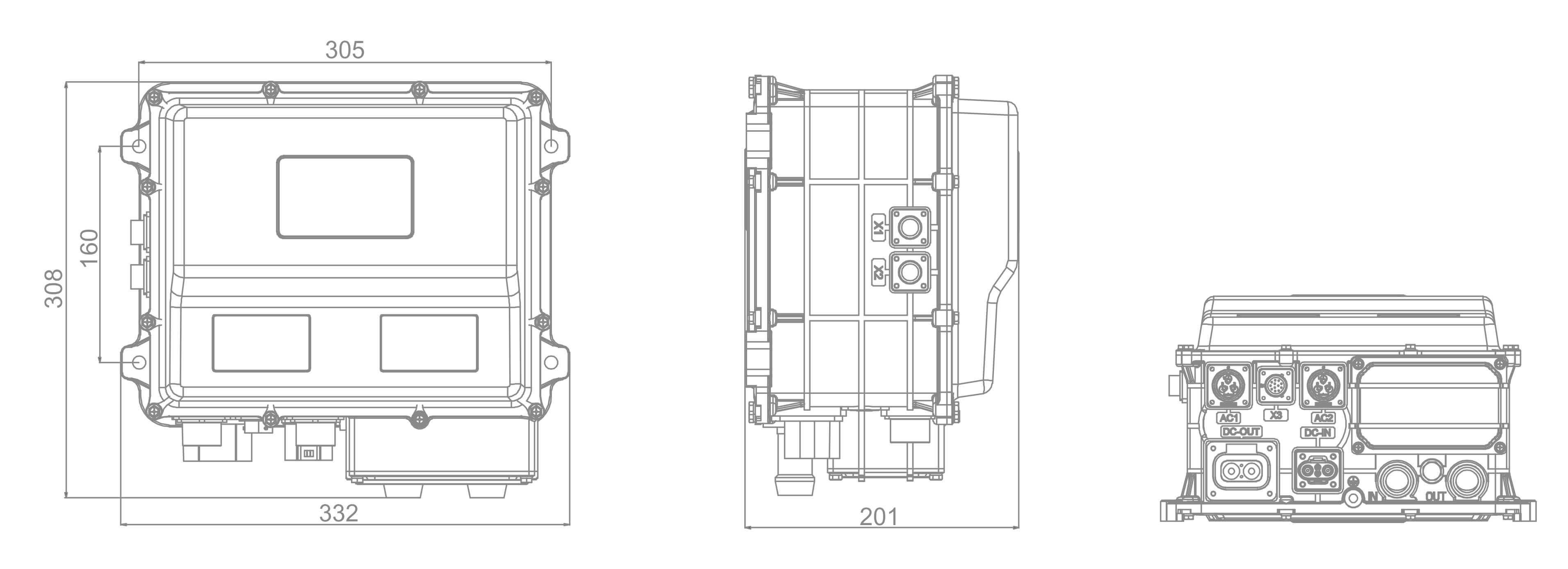 V6-H-4D5.5G & V6-H-4D5.5G/V6-H-4D5.5G