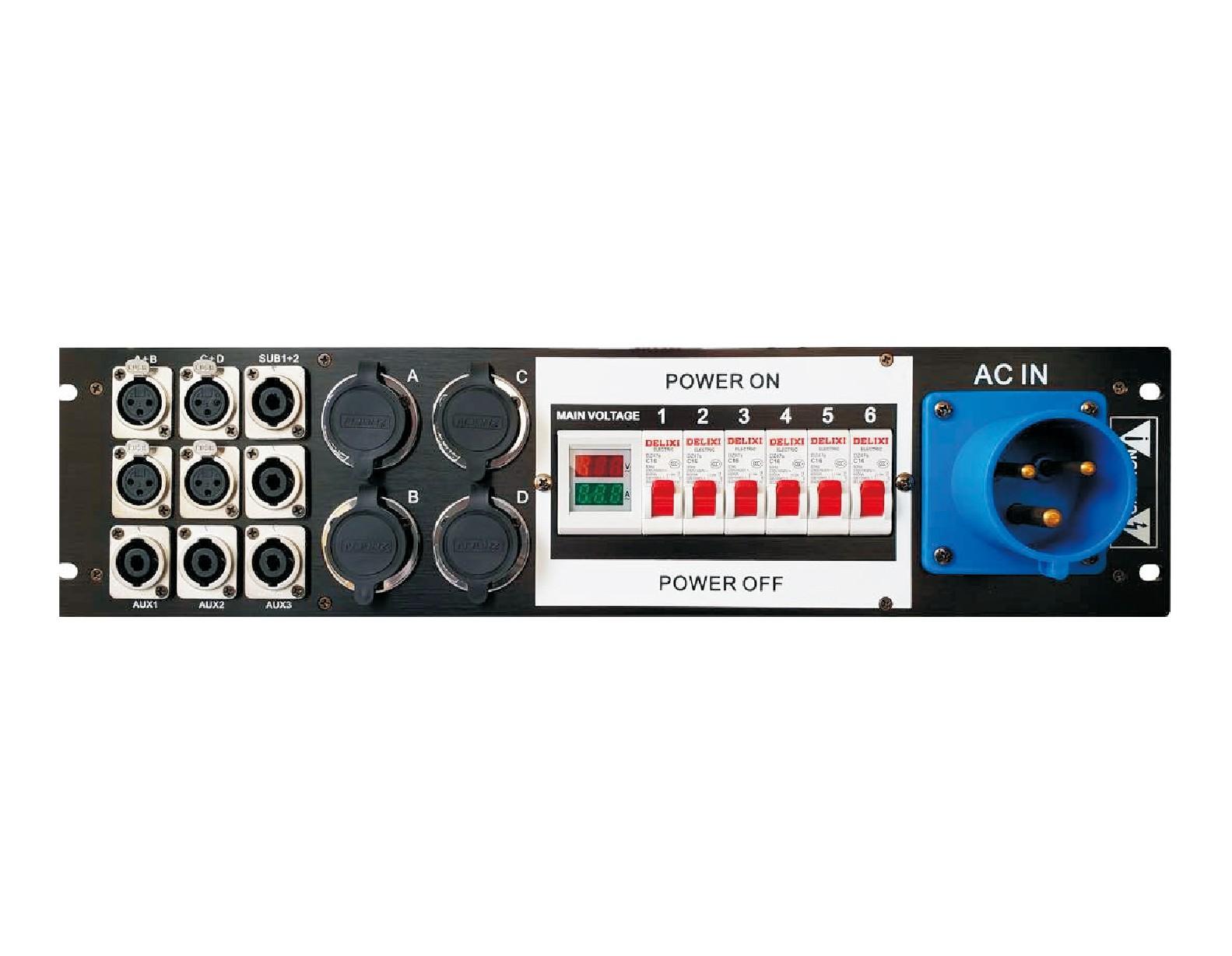 接口分配器 GP6