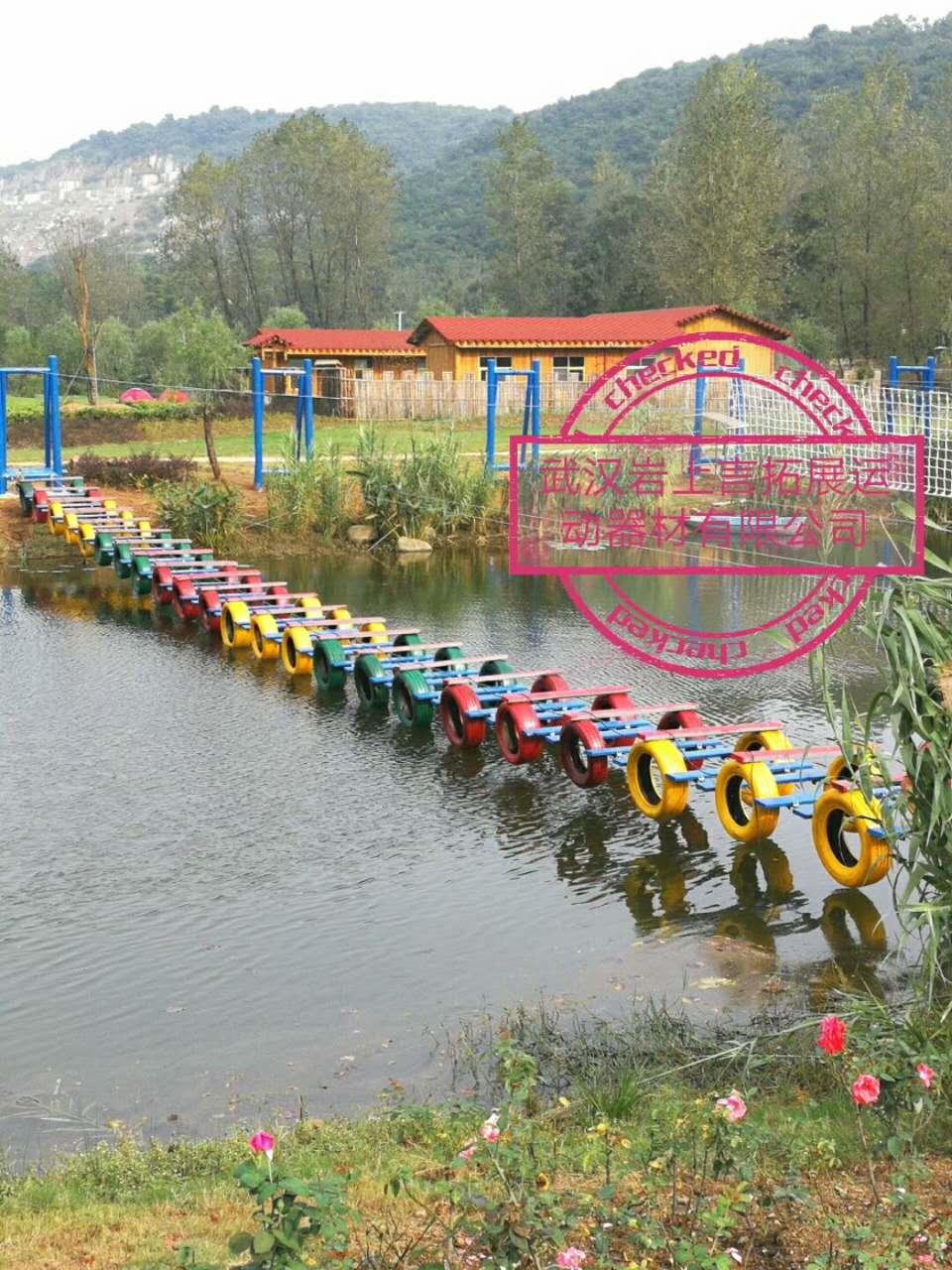 仙岛湖花海青少年拓展基地一期项目完工