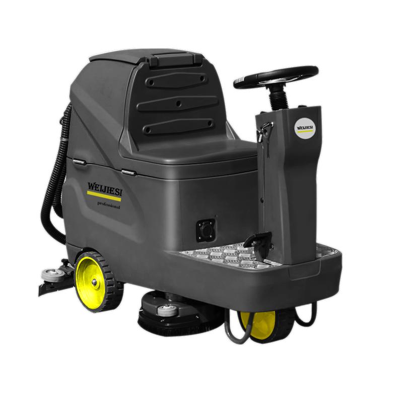 WJS-XD4s 驾驶式双洗地机
