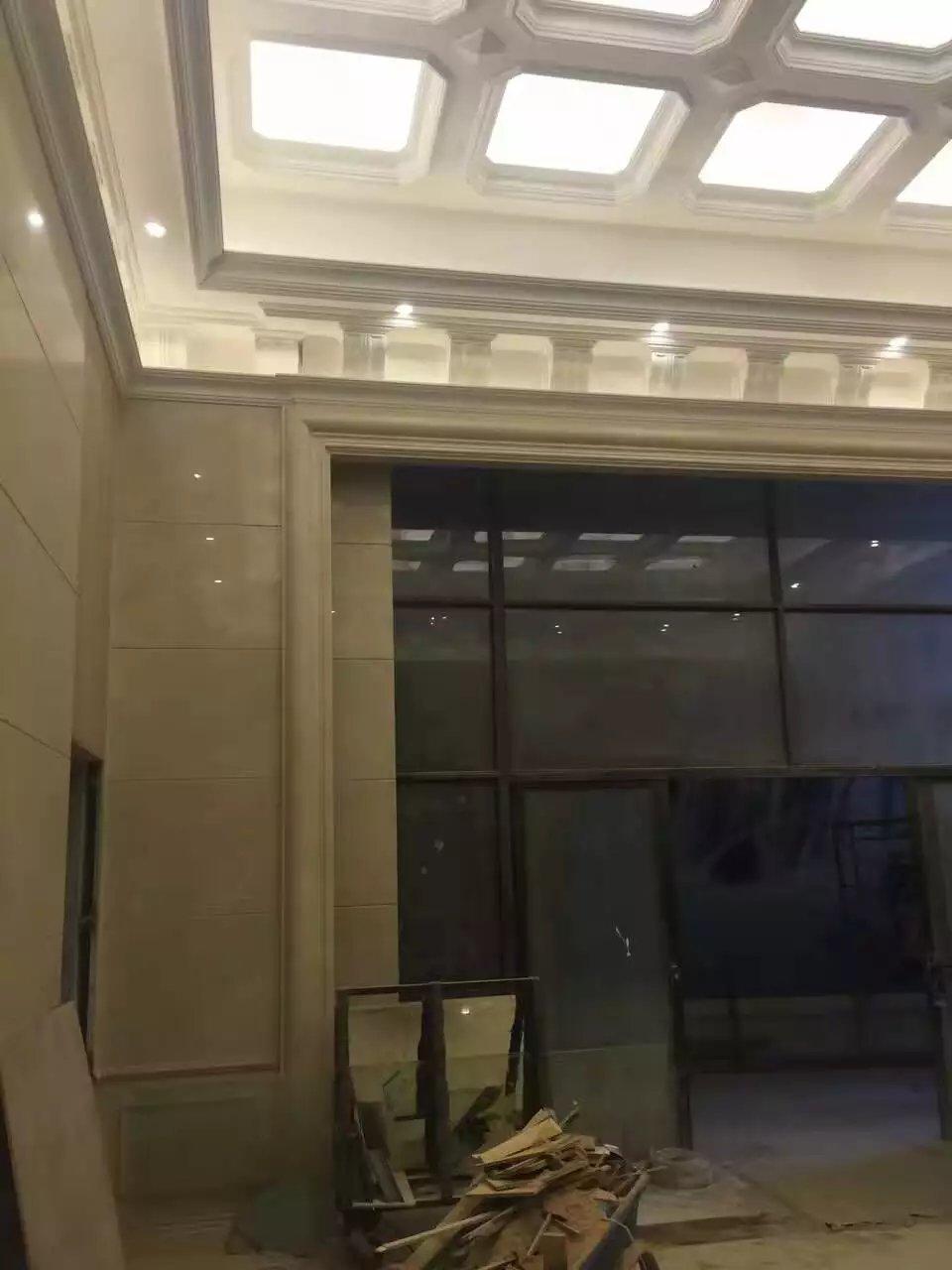 如何使用集成吊顶将转角装的漂亮好看?