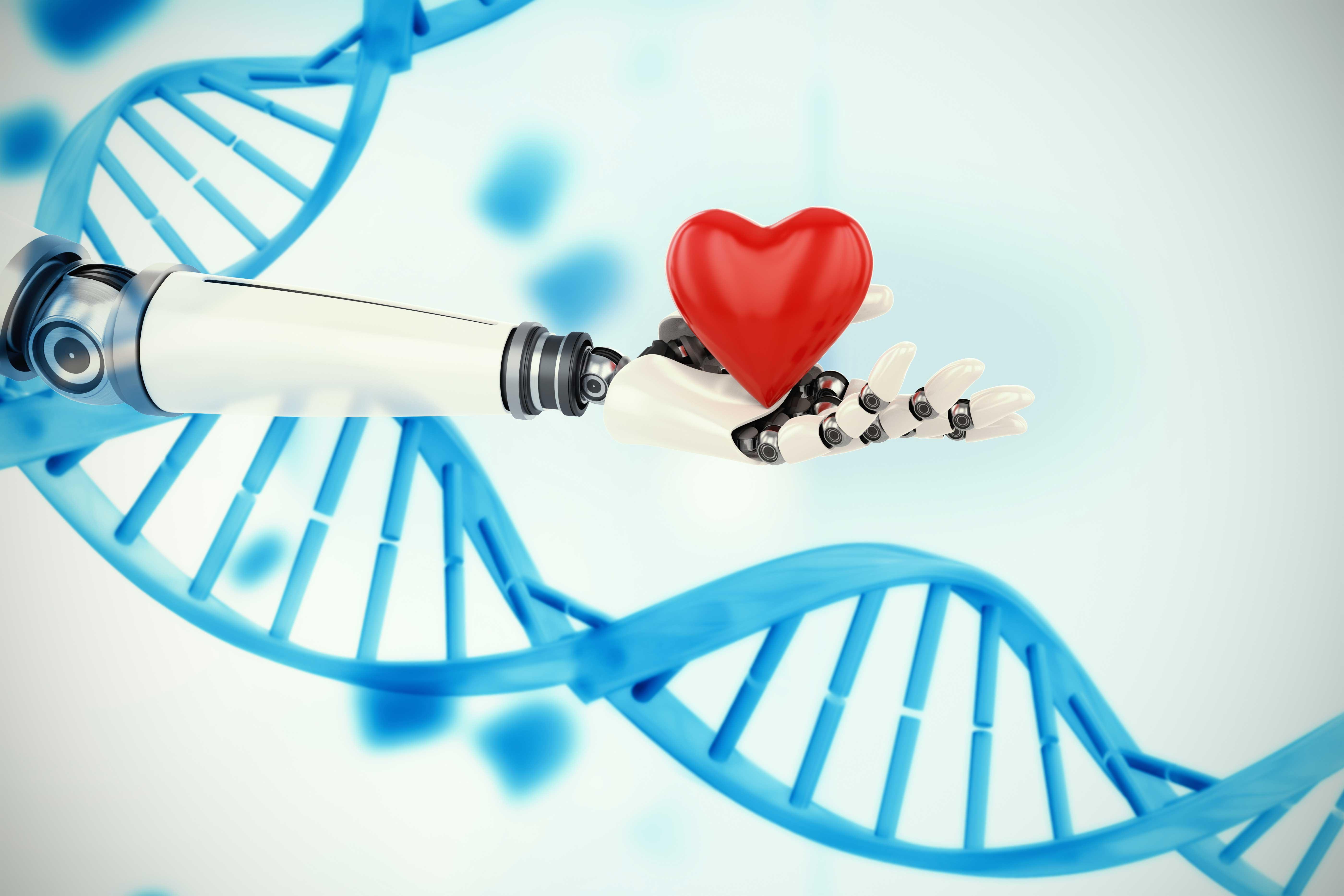 基因行业万亿蓝海虚位以待,诚邀您共享基因健康财富
