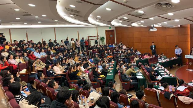 核子基因应邀参加首届协和临床分子诊断大会