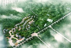 中华黄山生态茶博园
